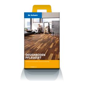 Dr. Schutz - Designboden-Pflegeset
