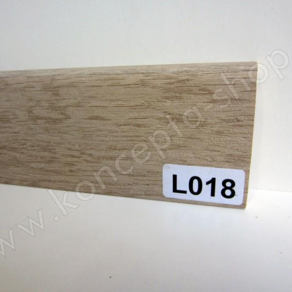 Sockelleiste K58 L018