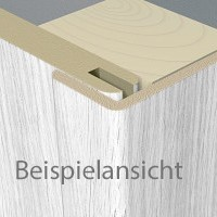 Winkelleiste für Mountain Hut Pine K047 I 2600 x 42 x 22 mm