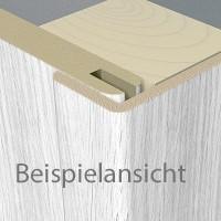 Winkelleiste für Alabaster Barnwood K060 I 2600 x 42 x 22 mm