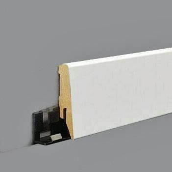 Sockelleiste 9002 K58C weiß