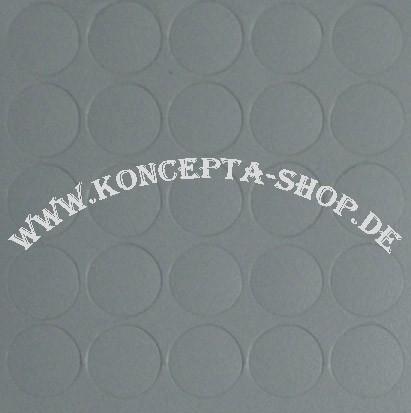 Abdeck-Klebepunkte 14051 Perlgrau 14mm