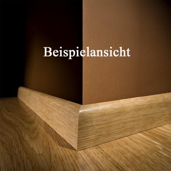 Echtholz-Sockelleiste 16x40 - Eiche Linen