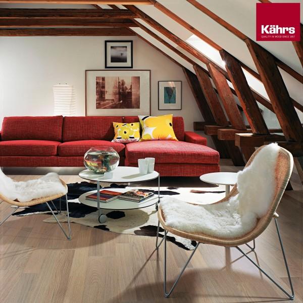 Linnea - Lodge Collection - Eiche Weiss Tide