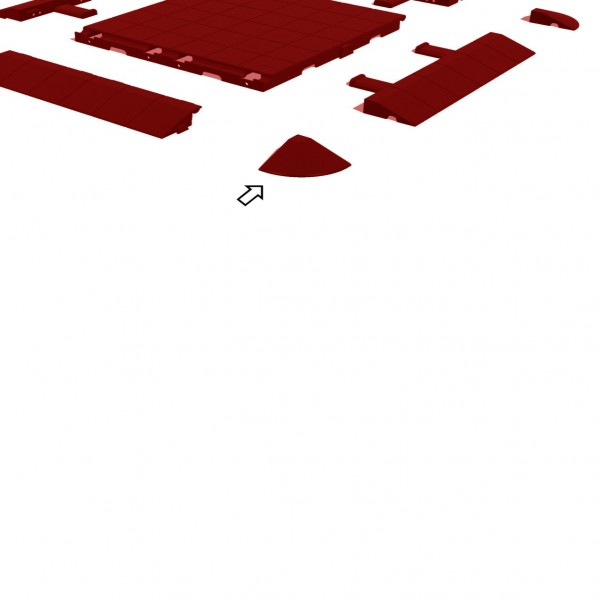 SysteMa - Ecke - Rot