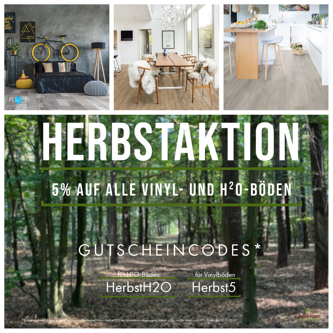 Herbstaktion