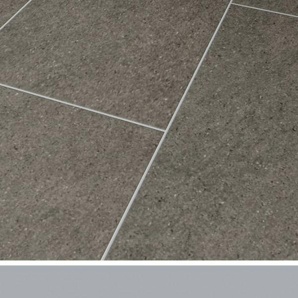 Fugenprofil für Project-Böden Silbergrau
