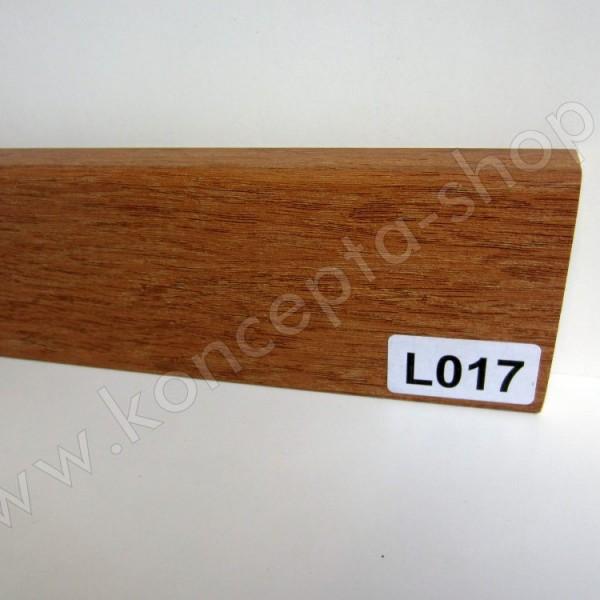 Sockelleiste K58 L017