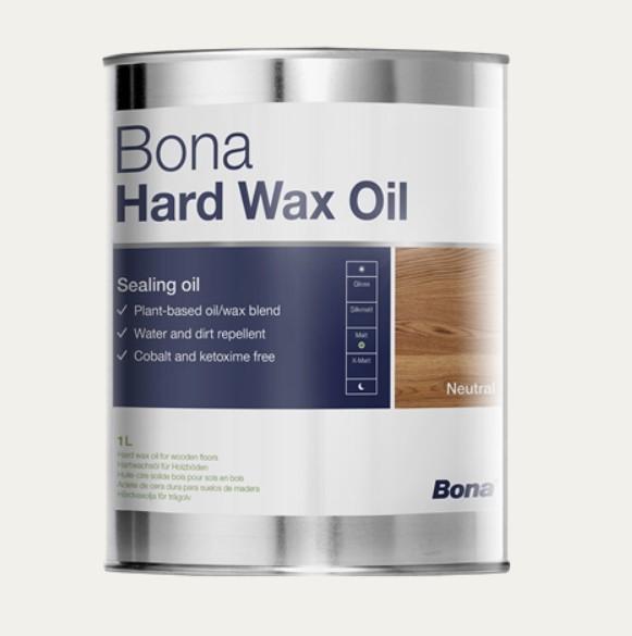 Bona Hardwax Oil 1l