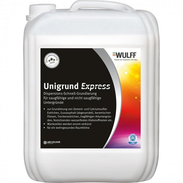 WULFF - Unigrund Express 10 kg