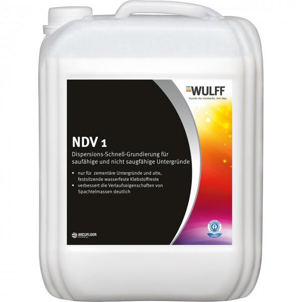 WULFF - NDV 1