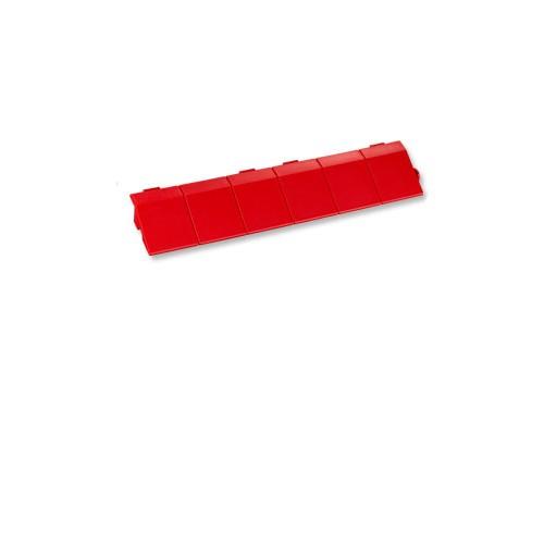 SysteMa - Randstück V1 - Rot