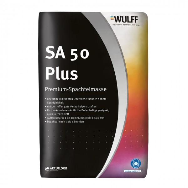 WULFF - SA 50 Plus