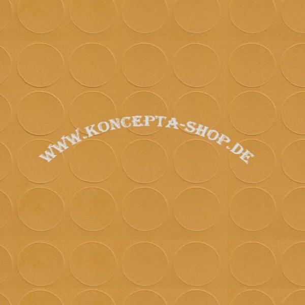 Abdeck-Klebepunkte 20056 Safran 20mm