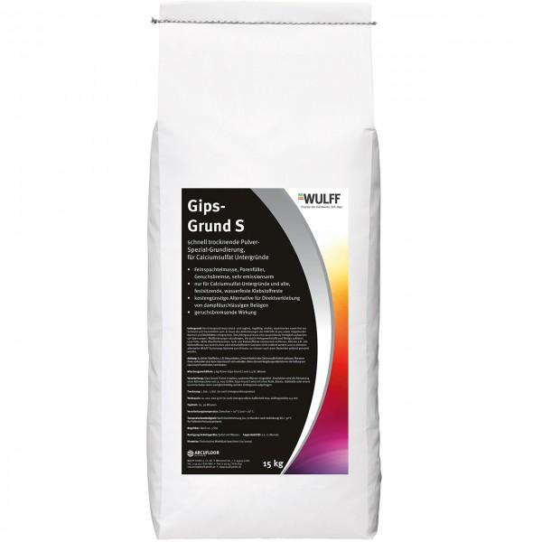 WULFF - Gips-Grund S