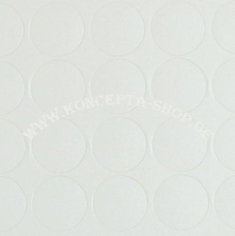 Abdeck-Klebepunkte 20318 Alpenweiss kalt 20mm