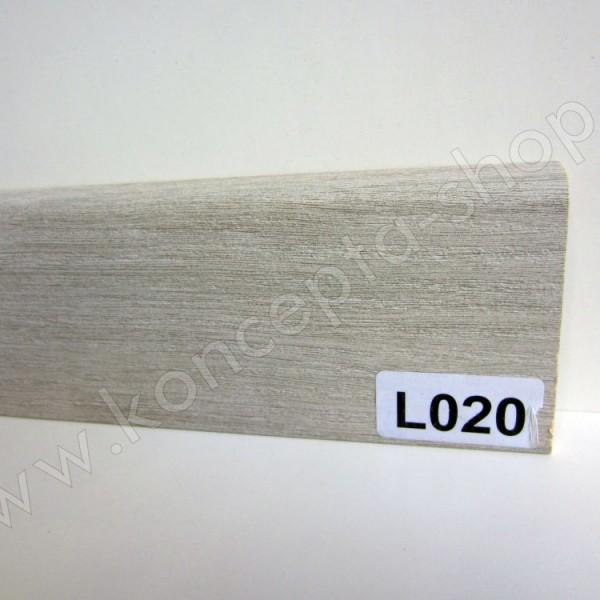 Sockelleiste K58 L020