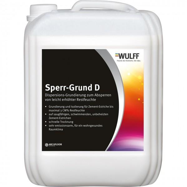 WULFF - Sperr-Grund D
