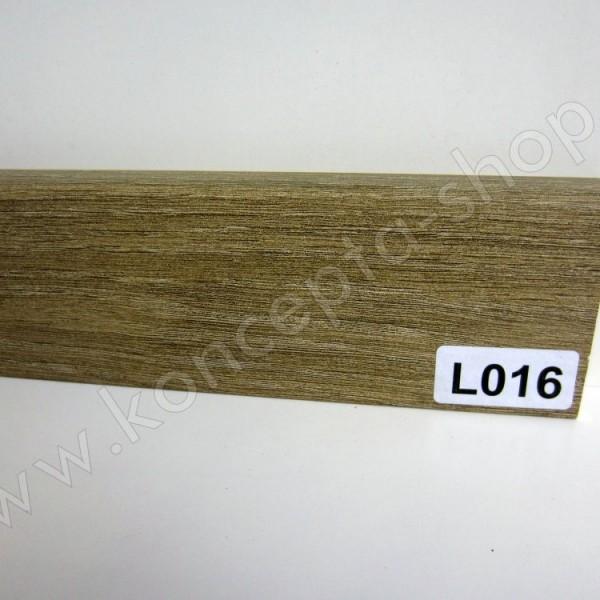 Sockelleiste K58 L016