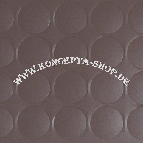 Abdeck-Klebepunkte 20057 Cappucino1 20mm