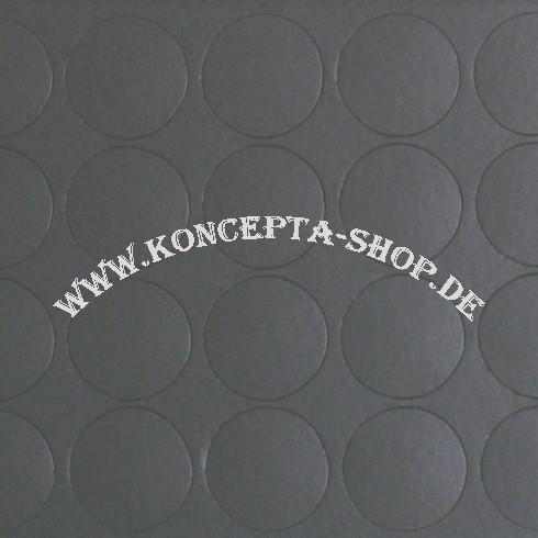Abdeck-Klebepunkte 20052 Graphit hell 20mm