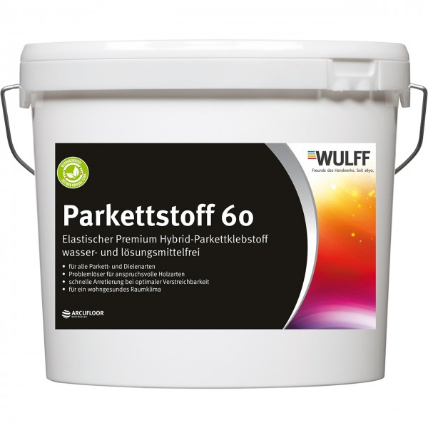 WULFF - Parkettstoff 60