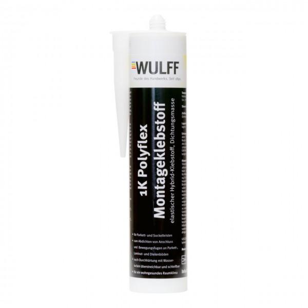 WULFF - 1K Polyflex Montageklebstoff Eiche