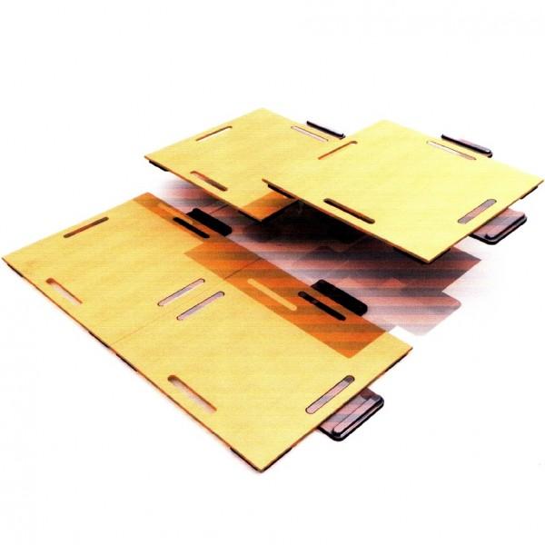 FLOOR - Basic 100m² (Bodenplatte mobil)