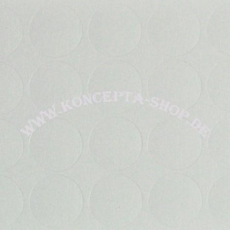 Abdeck-Klebepunkte 20322 Weiss Lamm 20mm