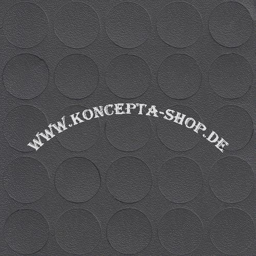 Abdeck-Klebepunkte 14059 Anthrazit1 14mm