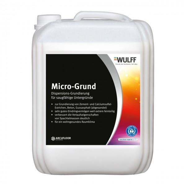 WULFF - Micro-Grund