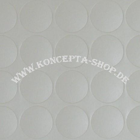 Abdeck-Klebepunkte 20303 Weissgrau 20mm
